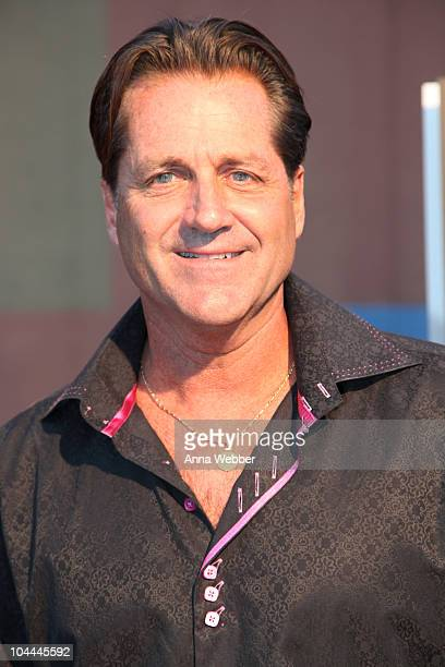 Actor Jimmy Van Patten arrives at the Universal Studios Hollywood 'Halloween Horror Night' Eyegore Awards on September 24 2010 in Universal City...