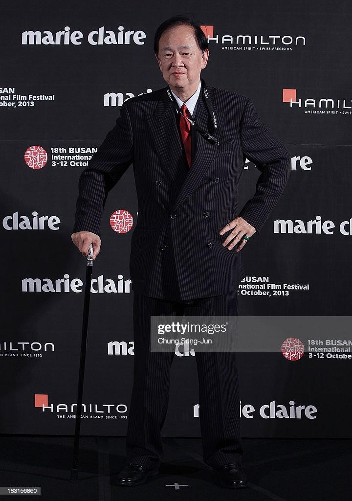 Actor Jimmy Wong arrives for the marie claire Asia Star Awards during the 18th Busan International Film Festival on October 5, 2013 in Busan, South Korea.