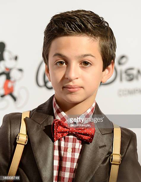Actor JJ Totah arrives at the 9th Annual GLSEN Respect Awards at Beverly Hills Hotel on October 18 2013 in Beverly Hills California