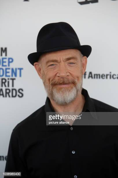 Actor JK Simmons arrives at the 31st annual Film Independent Spirit Awards in a tent on Santa Monica Beach in Santa Monica Los Angeles USA on 27...
