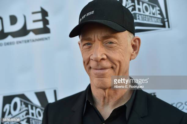 Actor JK Simmons attends a screening of Good Deed Entertainment's All Nighter at Ahrya Fine Arts Theater on March 15 2017 in Beverly Hills California