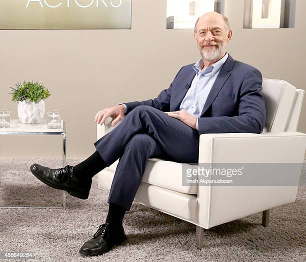Actor JK Simmons attends day one Variety Studio Actors On Actors presented by Samsung Galaxy on November 8 2014 in Los Angeles California