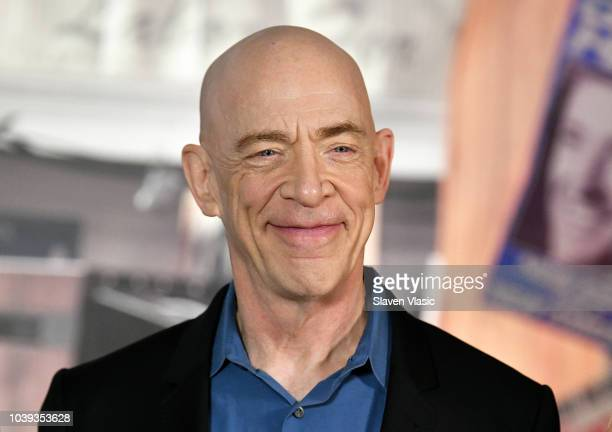 Actor JK Simmons attends 'The Front Runner' Photo Call at Crosby Street Hotel on September 24 2018 in New York City