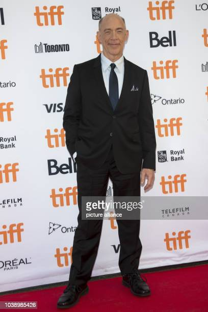 Actor JK Simmons attends the premiere of La La Land during the 41st Toronto International Film Festival TIFF at Princess of Wales Theatre in Toronto...