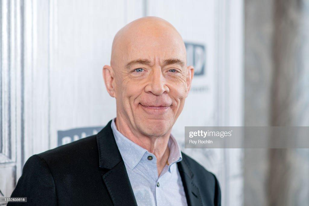 Celebrities Visit Build - February 28, 2019 : Nieuwsfoto's