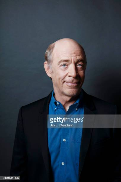 Actor JK Simmons is photographed for Los Angeles Times on January 24 2018 in Los Angeles California PUBLISHED IMAGE CREDIT MUST READ Jay L...