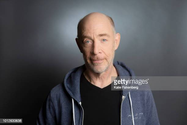 Actor JK Simmons is photographed for Los Angeles Times on May 1 2018 in Los Angeles California PUBLISHED IMAGE CREDIT MUST READ Katie Falkenberg/Los...