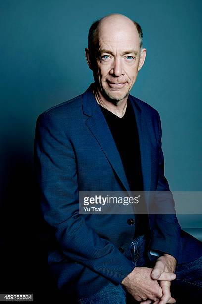 Actor JK Simmons is photographed for Variety on September 6 2014 in Toronto Ontario
