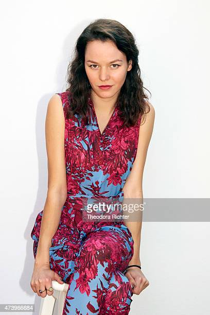 Actor Joana De Verona is photographed on May 16 2015 in Cannes France