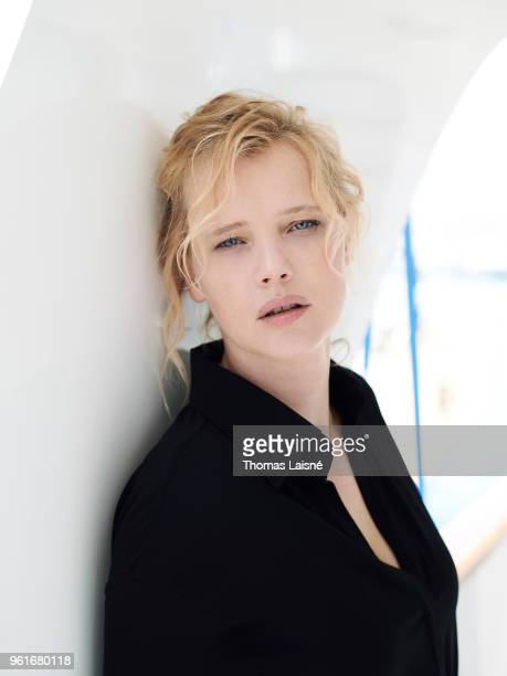 Actor Joanna Kulig is photographed on May 10, 2018 in Cannes, France. .