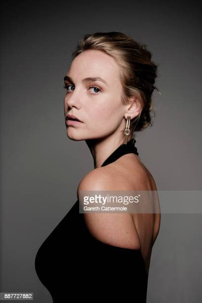 Actor Joanna Vanderham is photographed on August 8 2017 in London England