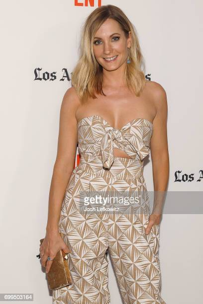 Actor Joanne Froggatt attends the screening of 'A Crooked Somebody' during the 2017 Los Angeles Film Festival at the ArcLight Santa Monica on June 21...