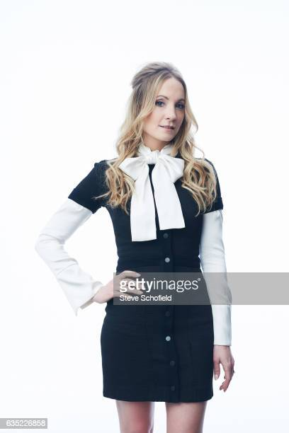 Actor Joanne Froggatt is photographed on February 3 2016 in Los Angeles California