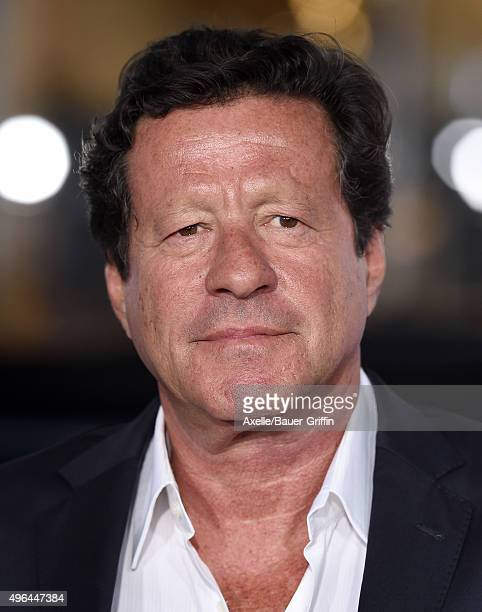 Actor Joaquim de Almeida arrives at the premiere of Warner Bros Pictures' 'Our Brand Is Crisis' at TCL Chinese Theatre on October 26 2015 in...