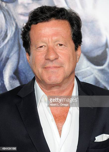 Actor Joaquim de Almeida arrives for the Premiere Of Warner Bros Pictures' Our Brand Is Crisis held at TCL Chinese Theatre on October 26 2015 in...