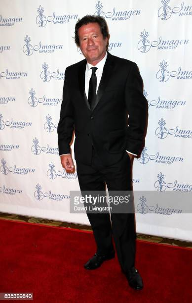 Actor Joaquim de Almeida attends the 32nd Annual Imagen Awards at the Beverly Wilshire Four Seasons Hotel on August 18 2017 in Beverly Hills...