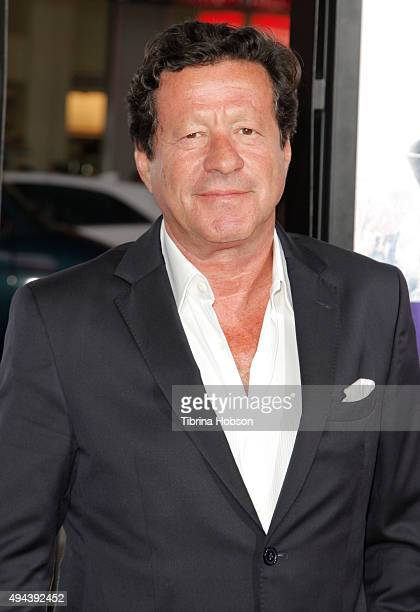 Actor Joaquim de Almeida attends the premiere of Warner Bros Pictures' Our Brand Is Crisis at TCL Chinese Theatre on October 26 2015 in Hollywood...