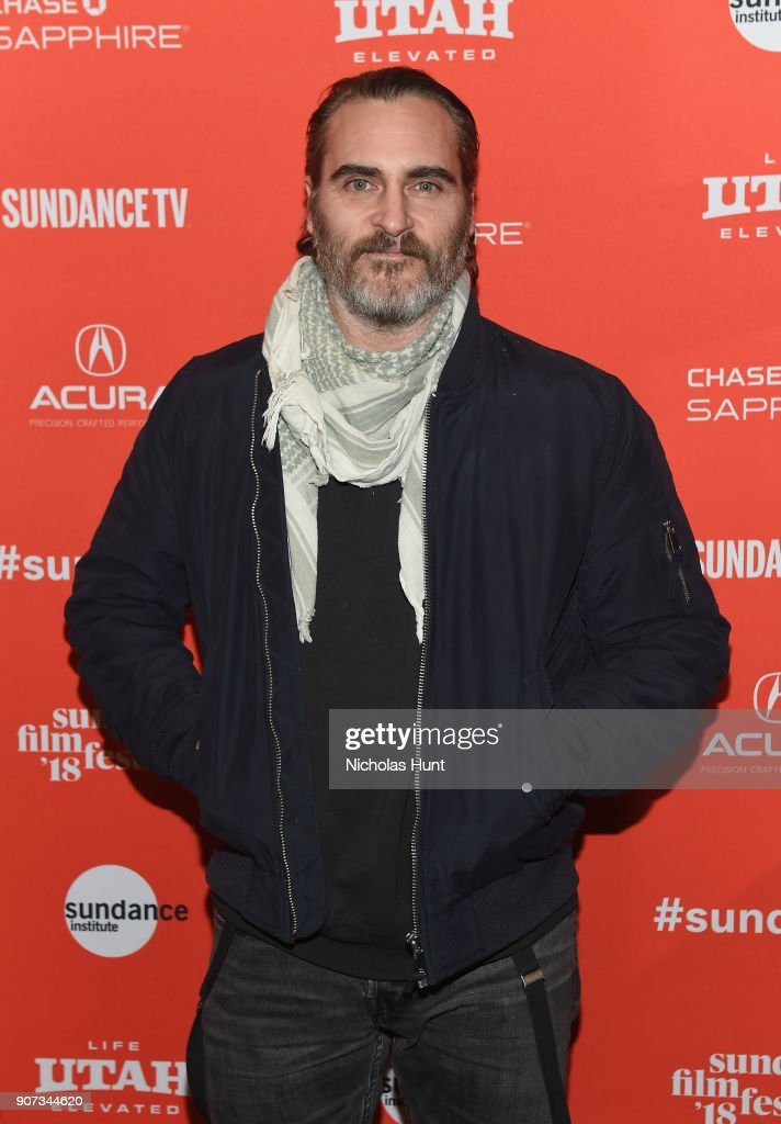 "2018 Sundance Film Festival - ""Don't Worry, He Won't Get Far On Foot "" Premiere"