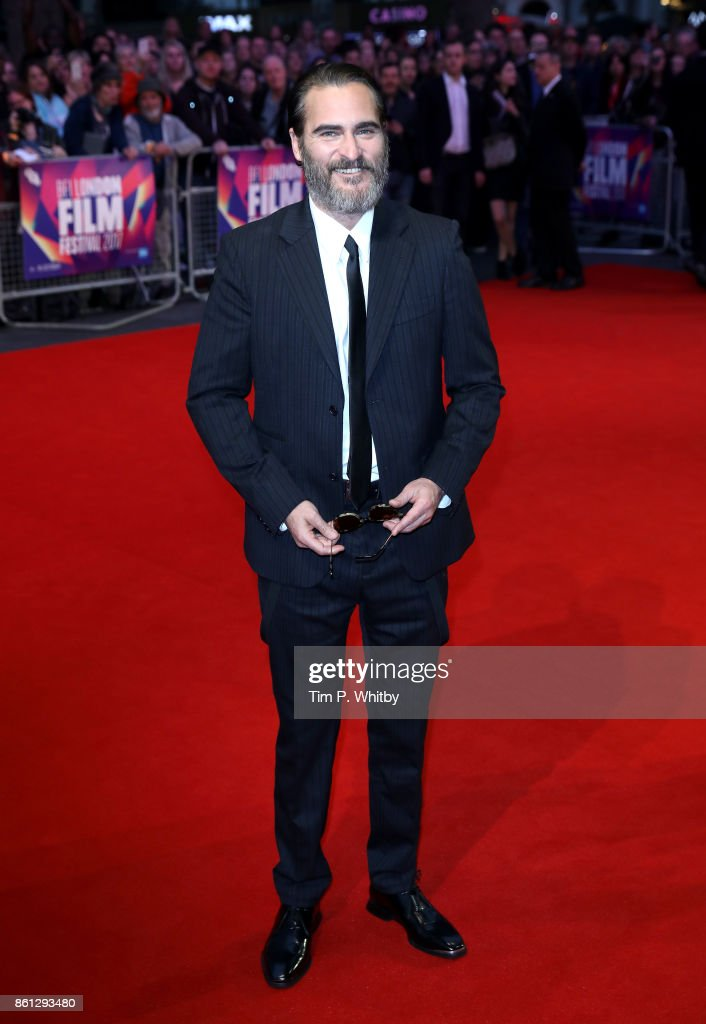 """You Were Never Really Here"" UK Premiere - 61st BFI London Film Festival"