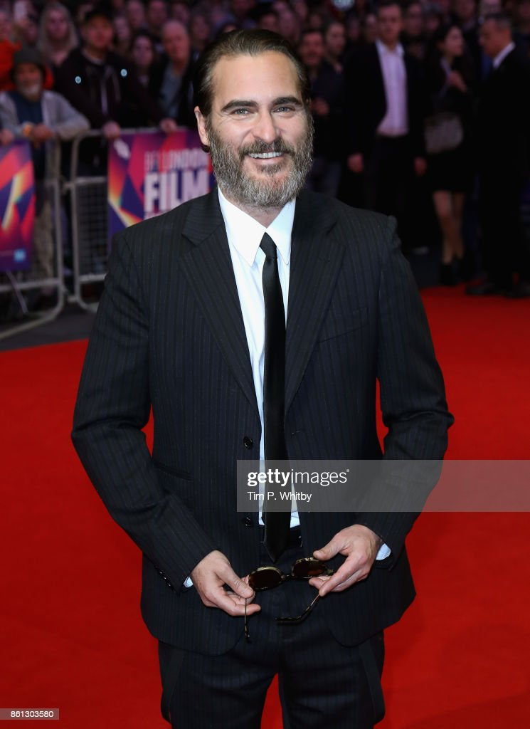 """""""You Were Never Really Here"""" UK Premiere - 61st BFI London Film Festival"""