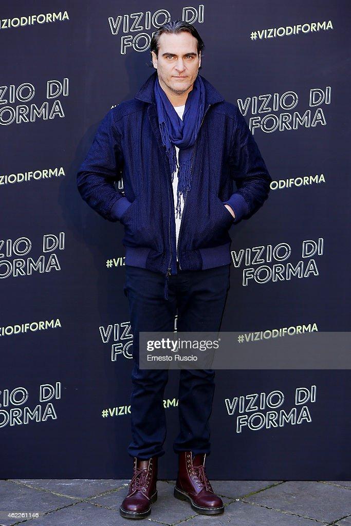 Vizio Di Forma - Inherent Vice Press Conference : ニュース写真