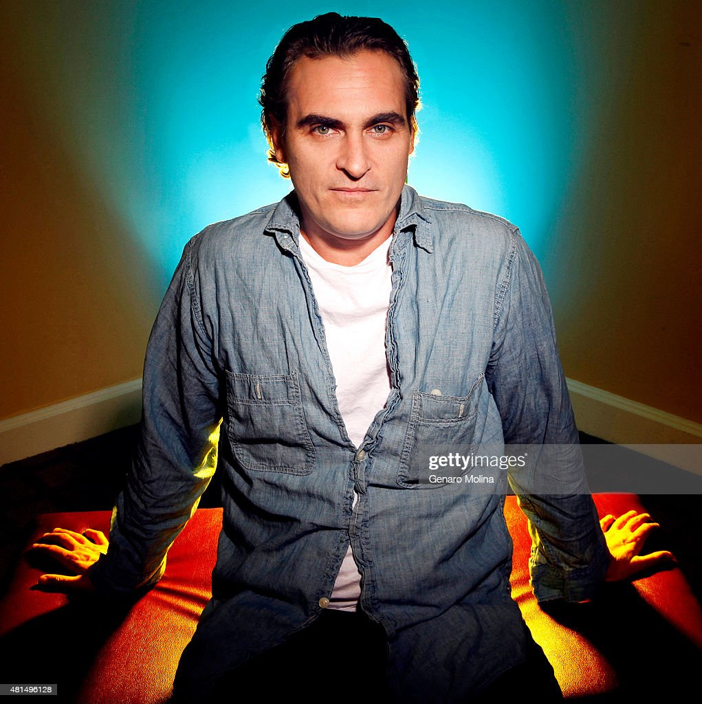 Joaquin Phoenix, Los Angeles Times, July 19, 2015