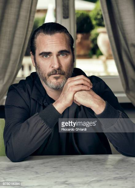 Actor Joaquin Phoenix is photographed for Self Assignment, on April, 2018 in Rome, Italy. . .