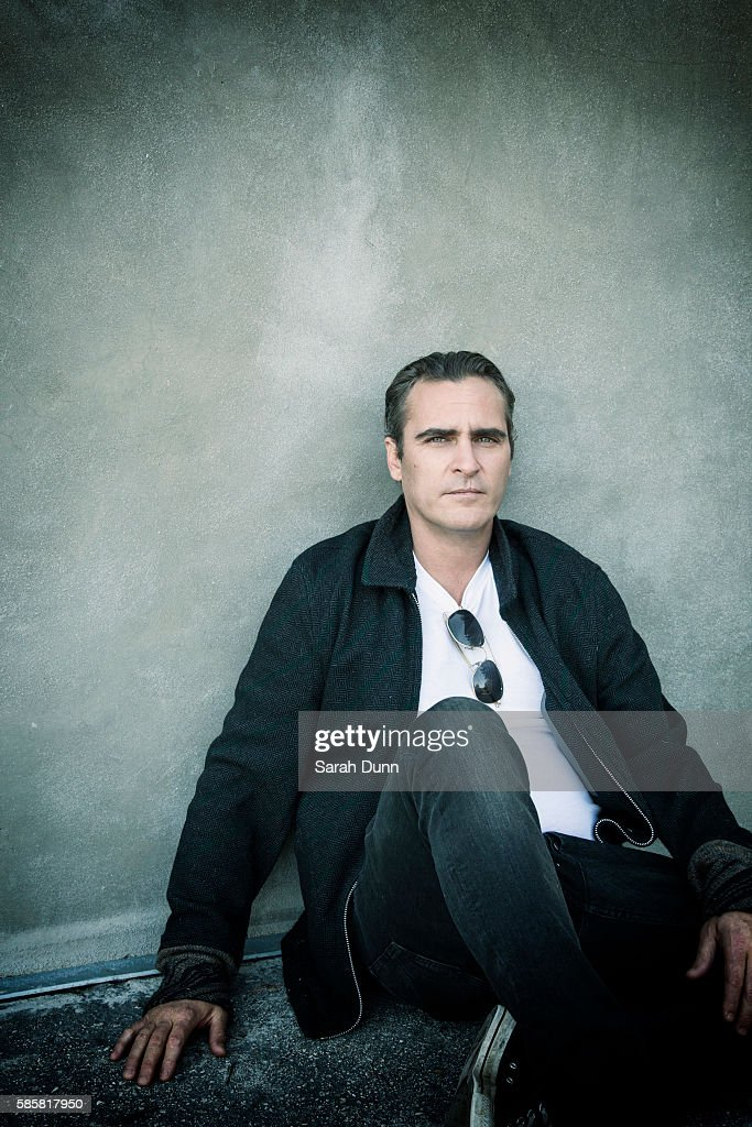 Joaquin Phoenix, Self assignment, June 10, 2014