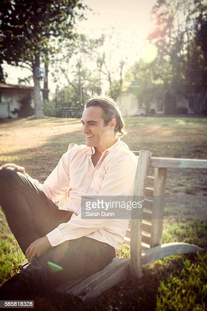 Actor Joaquin Phoenix is photographed on June 10 2014 in Los Angeles United States