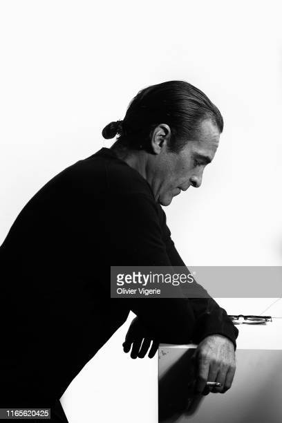 Actor Joaquin Phoenix poses for a portrait on September 4, 2018 in Deauville, France.