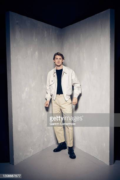 Actor Joe Alwyn poses for a portrait during the 2019 Toronto International Film Festival at Intercontinental Hotel on September 09, 2019 in Toronto,...