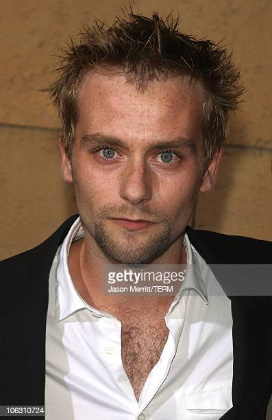 Actor Joe Anderson arrives for a special screening of 'Across The Universe' at the El Capitan Theatre on September 18 2007 in Hollywood California