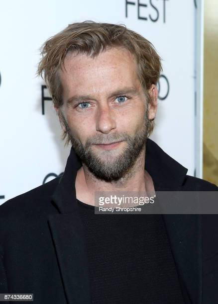 Actor Joe Anderson attends AFI Fest's Los Angeles premiere of The Ballad Of Lefty Brown on November 14 2017 in Los Angeles California