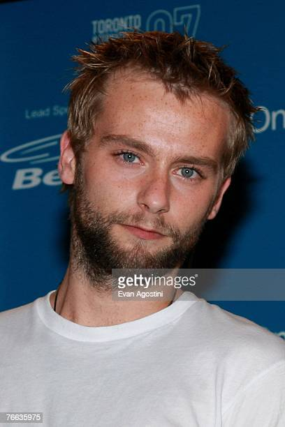 Actor Joe Anderson attends the Across the Universe press conference during the Toronto International Film Festival 2007 held at the Sutton Place...