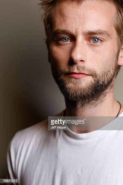 TORONTO ONTARIO SEPTEMBER 10 Actor Joe Anderson of Across The Universe at the 2007 Diesel Portrait Studio Presented by Wireimage and Inside...