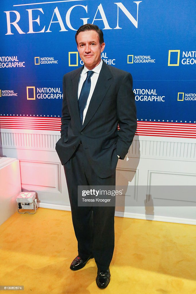 Actor Joe Chrest attends the 'Killing Reagan' Washington DC premiere at The Newseum on October 6, 2016 in Washington, DC.