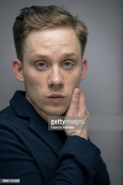 Actor Joe Cole is photographed for the Hollywood Reporter on May 20 2017 in Cannes France