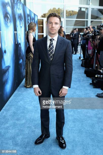 Actor Joe Dempsey attends the premiere of HBO's 'Game Of Thrones' season 7 at Walt Disney Concert Hall on July 12 2017 in Los Angeles California