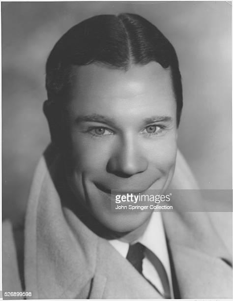 Actor Joe E Brown