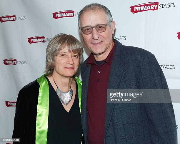 Joe Grifasi with kind, Wife Jane Ira Bloom