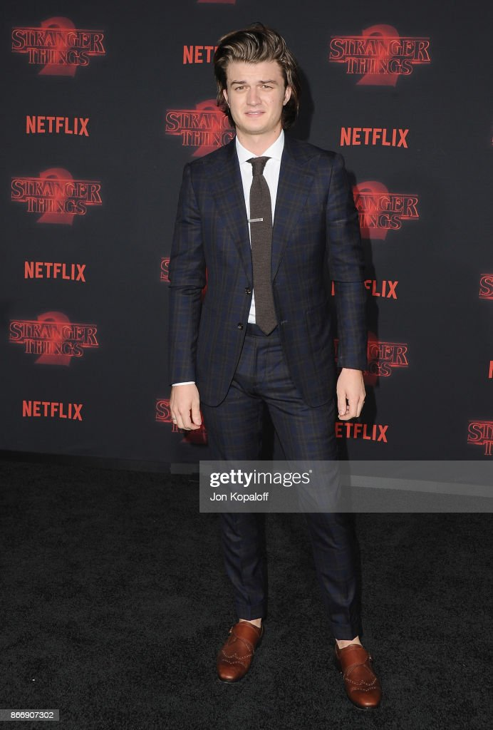 "Premiere Of Netflix's ""Stranger Things"" Season 2 - Arrivals"