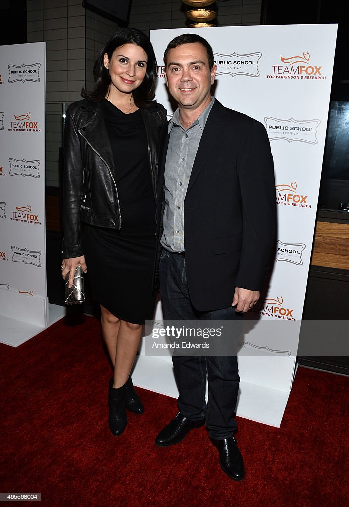 Actor Joe Lo Truglio And His Wife Beth Dover Arrive At The Raising News Photo Getty Images