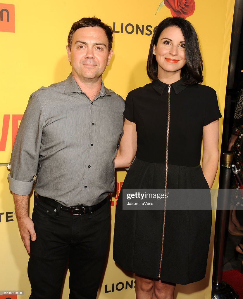 Actor Joe Lo Truglio And Wife Beth Dover Attend The Premiere Of How News Photo Getty Images