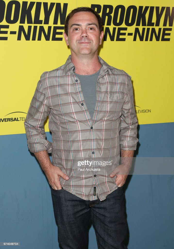 Actor Joe Lo Truglio attends Universal Television's FYC of 'Brooklyn Nine-Nine' at UCB Sunset Theater on June 13, 2018 in Los Angeles, California.