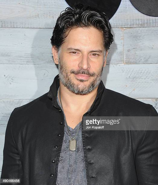 Actor Joe Manganiello arrives at go90 Sneak Peek at Wallis Annenberg Center for the Performing Arts on September 24 2015 in Beverly Hills California