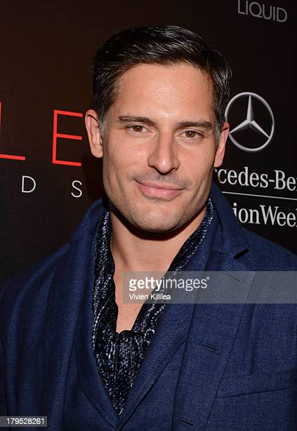 Actor Joe Manganiello attends the 10th annual Style Awards during MercedesBenz Fashion Week Spring 2014 at Lincoln Center on September 4 2013 in New...