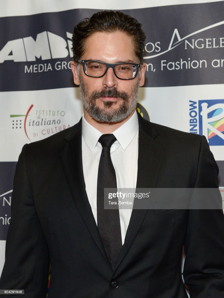 Actor Joe Manganiello attends the 13th Annual L.A. Italia Fest Film Fest opening night premiere of 'Hotel Gagarin' at TCL Chinese 6 Theatres on February 25, 2018 in Hollywood, California.