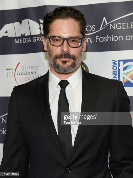 Actor Joe Manganiello attends the 13th Annual LA Italia Fest Film Fest opening night premiere of 'Hotel Gagarin' at TCL Chinese 6 Theatres on...