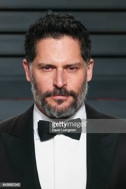 Actor Joe Manganiello attends the 2017 Vanity Fair Oscar Party hosted by Graydon Carter at the Wallis Annenberg Center for the Performing Arts on...
