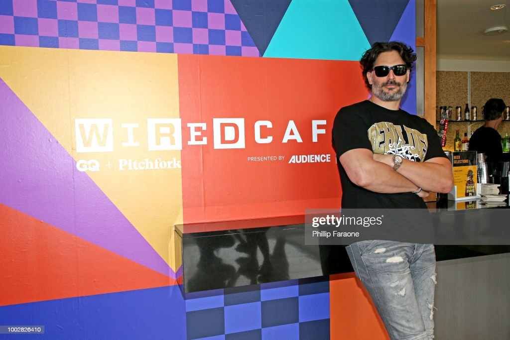 2018 WIRED Cafe at Comic Con Presented by AT&T Audience Network - Day 2